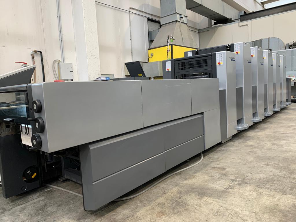 Heidelberg SM52-5 P3+LX Size