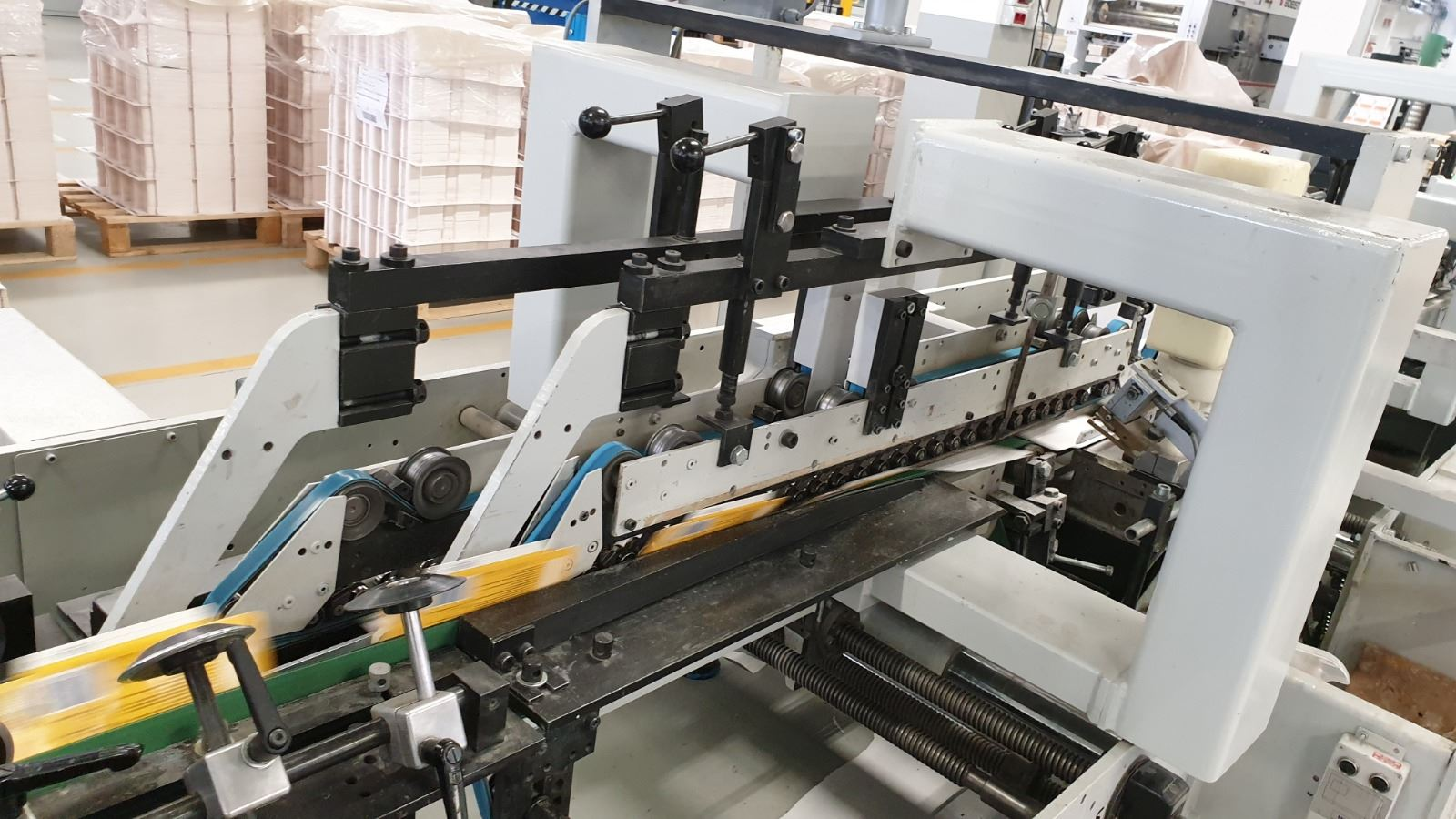 Bobst Domino 90-A1 Size