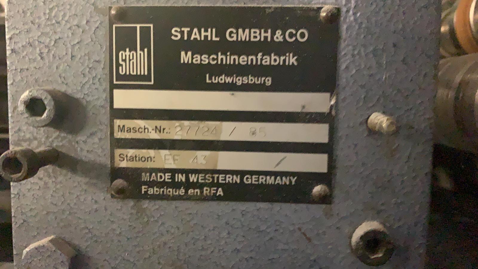 Stahl TFU78 Size
