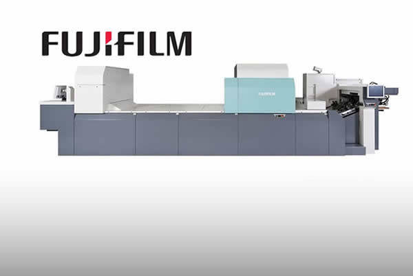 Fujifilm Jet Press 720 S