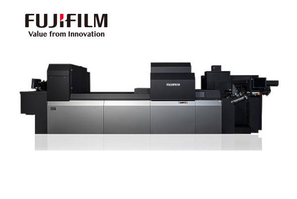 Jet Press 750 by Fujifilm