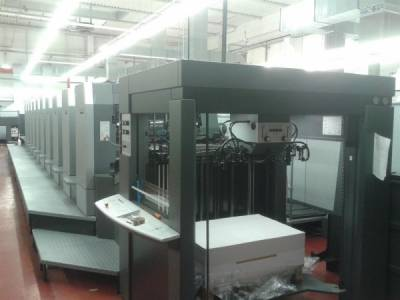 Camporese sold the 6th machine to Graficart Resana