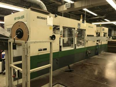 BOBST Die-Cutting Machines