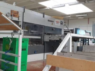 One Bobst SP 142E to an end user in Usa