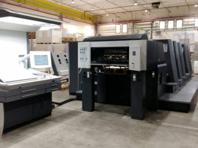 Camporese sold an Heidelberg CD74-5P to Autajon Packaging Milano