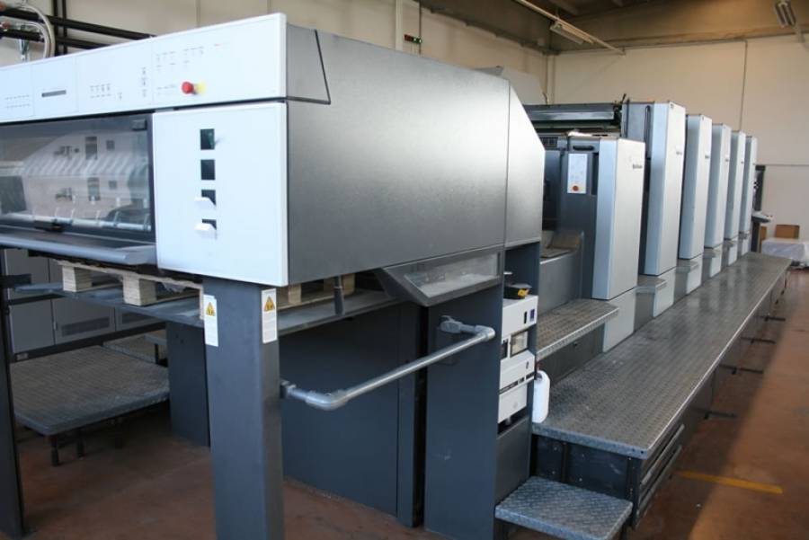 In Gorizia Friuli, the first Heidelberg CD5+L