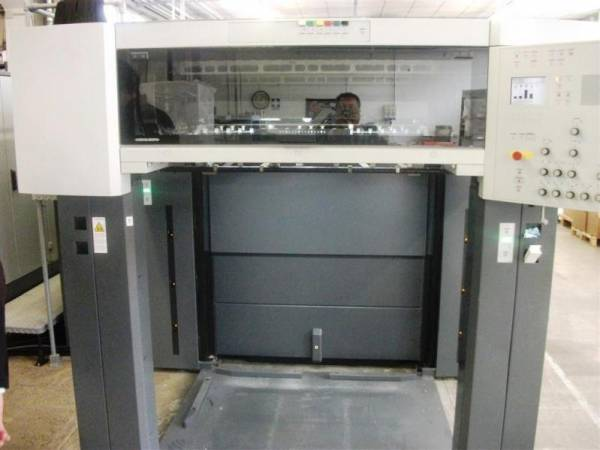 Heidelberg CD102-5-LX preset plus feeder & delivery sold in Cantu' - Lombardia