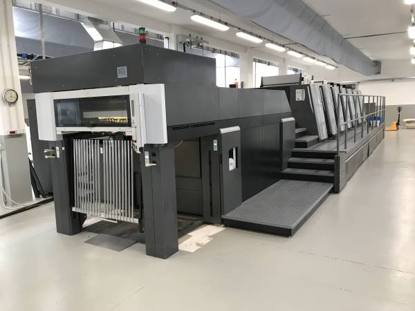 New Heidelberg XL105-6LX for Albertini Packaging Group