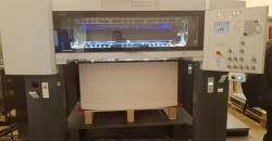Heidelberg XL105-5LX-LED-UV alla Grafica di Zingonia