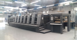 Heidelberg XL105-6LX3-UV Camporese allo Scatolificio Cristina
