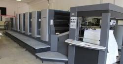 Camporese ha venduto alla Tipografia Stampare di Cesena fantastica CD 102-5 LX2 Plus/Plus Axis