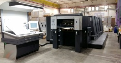 Camporese sold an Heidelberg CD74-5P to the famous Autajon International  Group