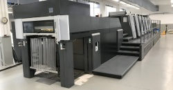 New Heidelberg XL105-6LX for Cosmografica Albertini