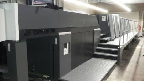 Artigrafiche Boccia of Salerno, Top Heidelberg customer at the beginning and of Komori recently, came back to Heidelberg brand with a semi new Heidelberg reconditioned and installed from Camporese