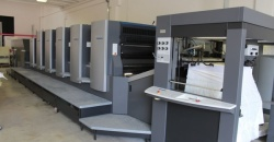 Camporese has sold an Heidelberg CD 102-5 LX2 refurbished to zero impressions like new to Stampare Printing Company